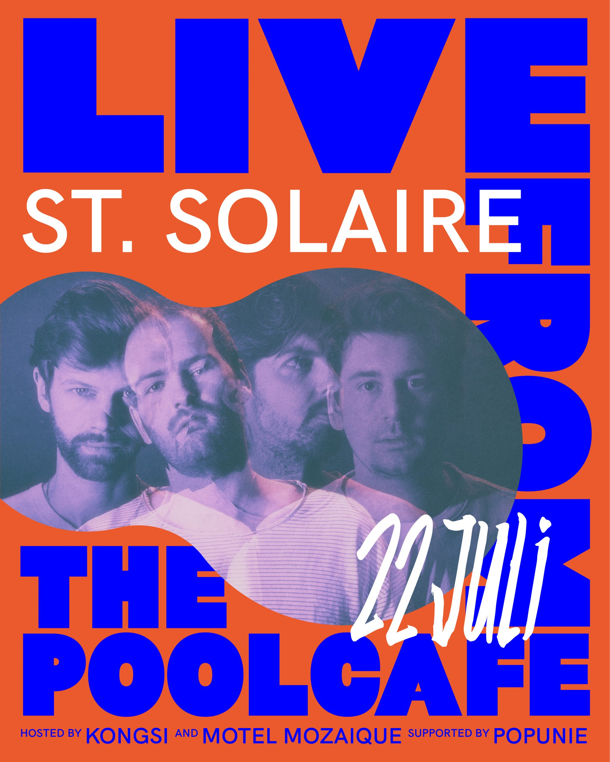 Live from the Poolcafe: St. Solitaire